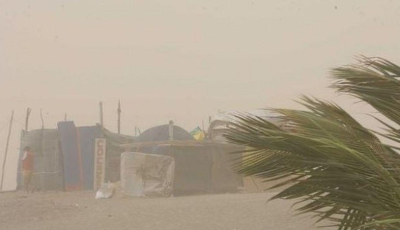 Senamhi prevé incremento de viento en la costa central desde el miércoles 17