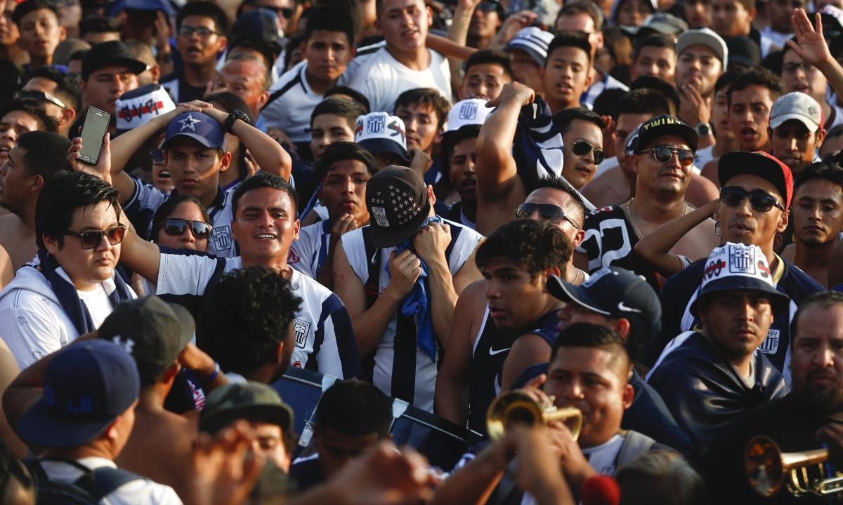 Alianza Lima vs. Sport Huancayo: entradas para el partido del sábado 'vuelan' en Internet [FOTO] - El Bocón