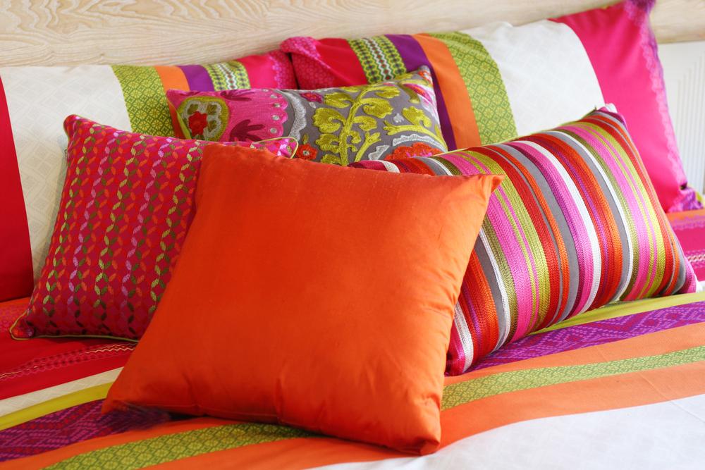 Como Hacer Unos Cojines Bonitos.Consejos Para Escoger Bien Los Cojines De Tus Muebles