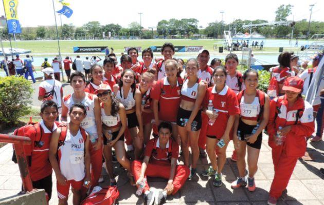 Perú gana 37 medallas en Juegos Sudamericanos Escolares 2015