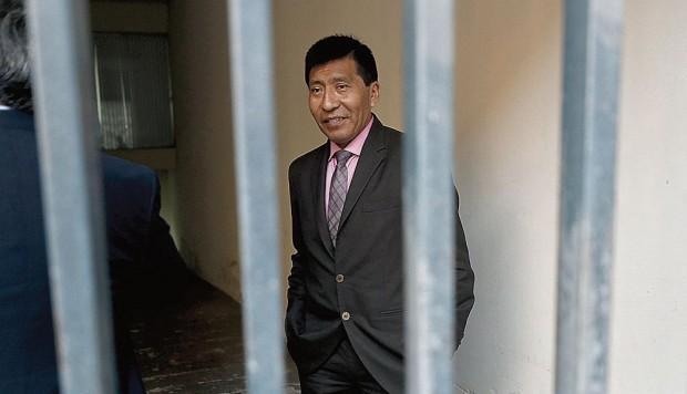 Moisés Mamani guardó silencio en investigación por lavado de activos en Puno