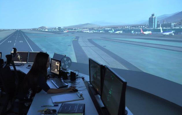 CORPAC ofrece becas de capacitación para ser controlador de tránsito aéreo