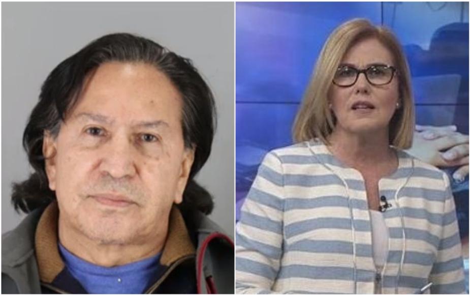 Alejandro Toledo y Eliane Karp insultaron a Mónica Delta por teléfono, aseguró la periodista