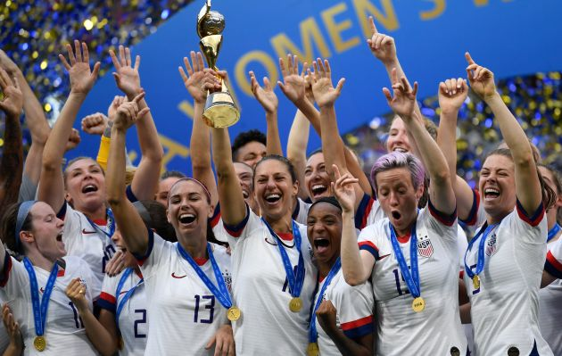 Latina transmitirá la final del Mundial Femenino de Fútbol esta madrugada
