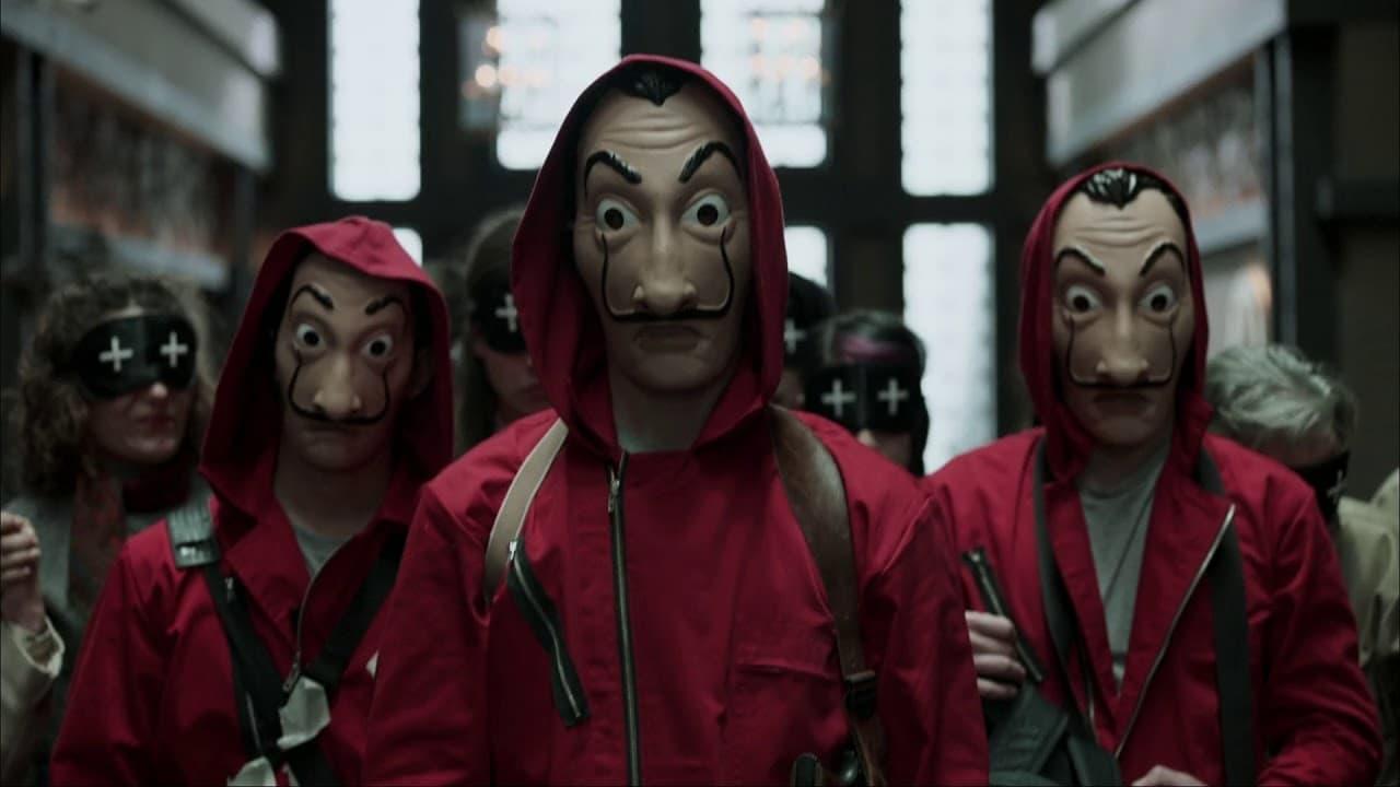 Netflix La Casa De Papel La Temporada 4 Se Estrenara En