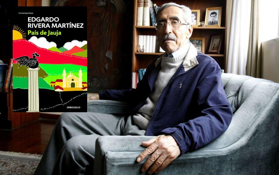 Escritor Edgardo Rivera Martínez murió a los 85 años