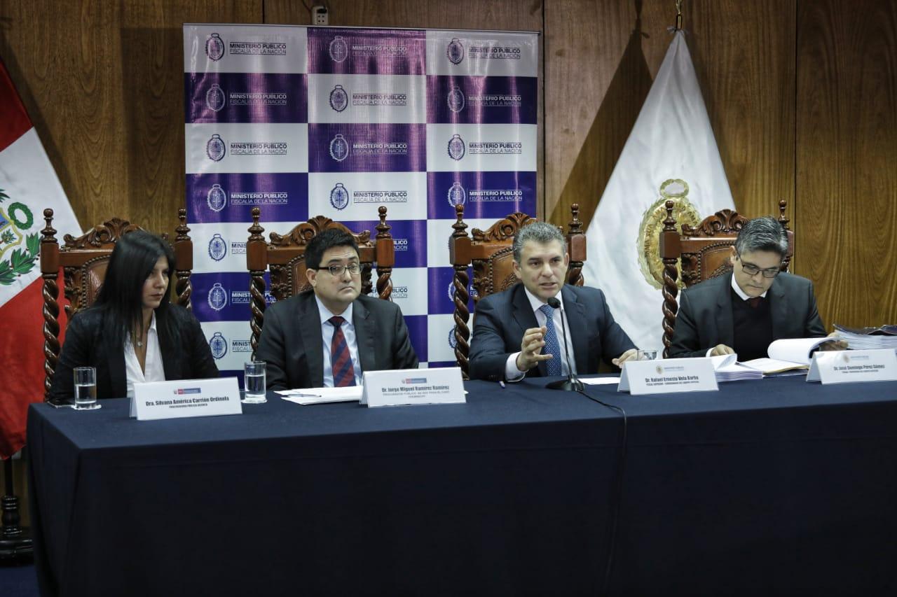 Caso Alejandro Toledo: fiscales viajan hoy a Israel