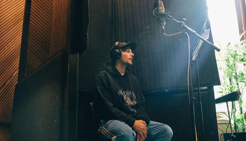 Louis Tomlinson estrenó cuatro canciones en reciente concierto VIDEOS