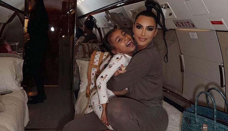 Kim Kardashian celebra el cumpleaños de su hija North West con tierna publicación | FOTOS