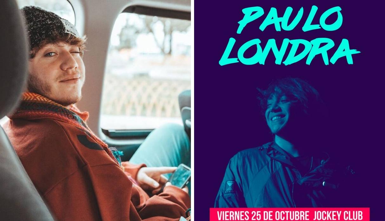 Paulo Londra vuelve a Lima para realizar un concierto en el Jockey Club | FOTOS