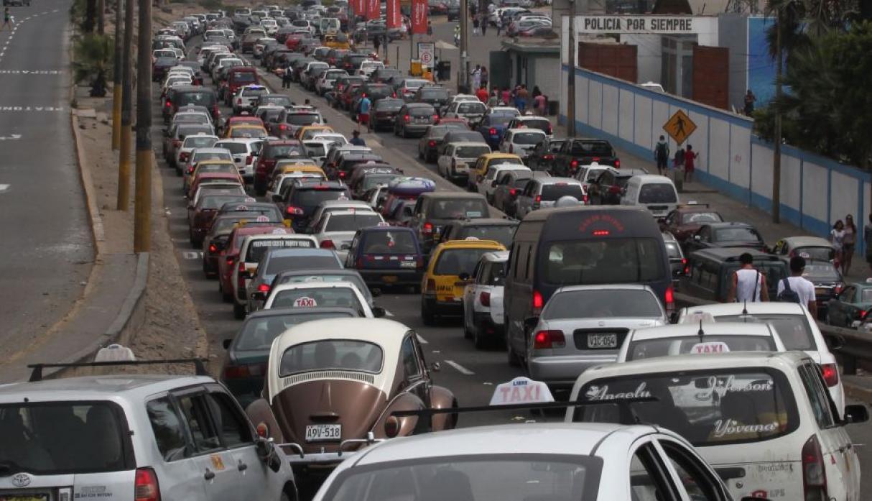 'Pico y placa': Concejo de Lima aprueba proyecto que restringe la circulación de vehículos particulares