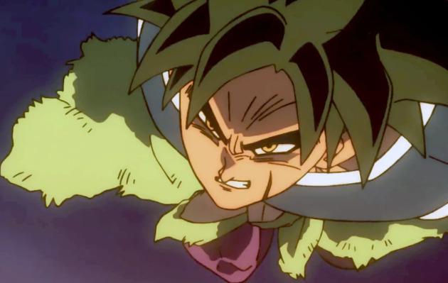 Dragon Ball Super: artista muestra cómo se vería Broly en Super Saijayin 4