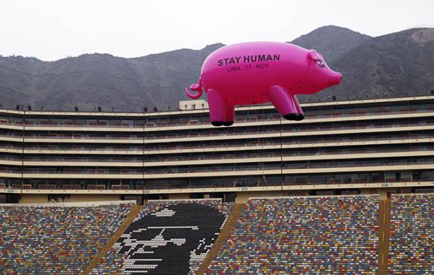 Roger Waters cada vez más cerca de Lima