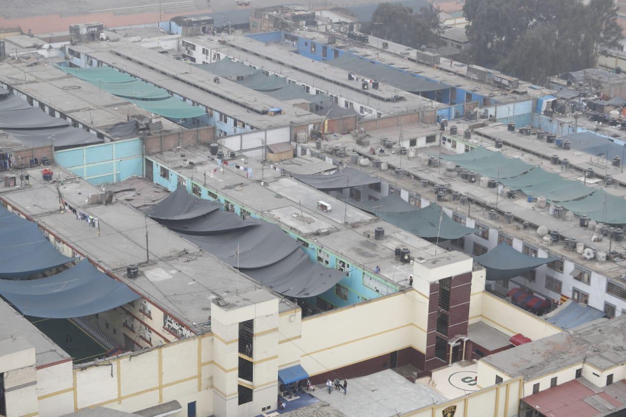 Penal de Lurigancho: este es el panorama tras motín de internos que se oponían a requisa (FOTOS)