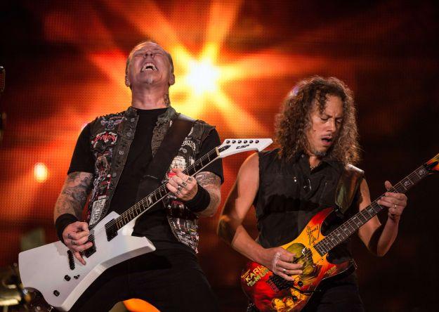 Metallica tocará a principios de diciembre en la Antártida