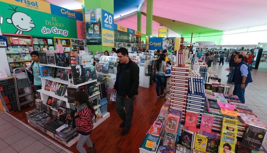FIL Lima: estos son algunos de los libros más vendidos el fin de semana