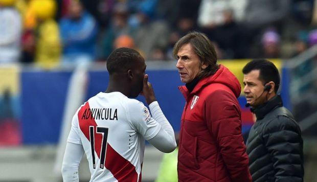 Gareca renueva su confianza en la selección peruana y Advíncula llega motivado a la Copa América