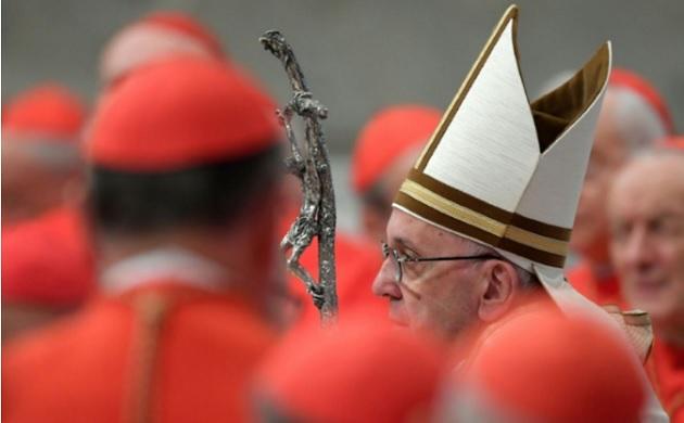 Papa Francisco crea 17 nuevos cardenales