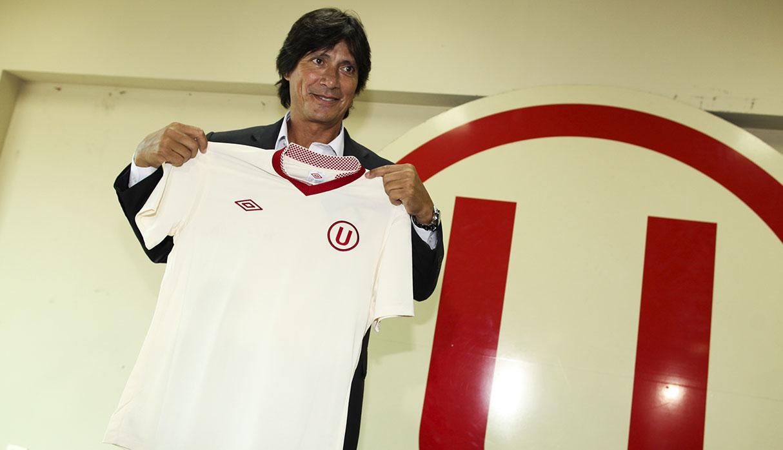 Universitario de Deportes hace oficial regreso de Ángel Comizzo