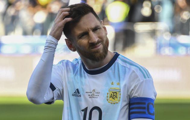 """Lionel Messi sobre Copa América: """"No tenemos que ser parte de esta corrupción"""""""