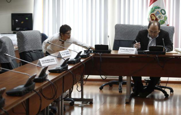 José Miguel Castro no acudió a citación de comisión del Congreso