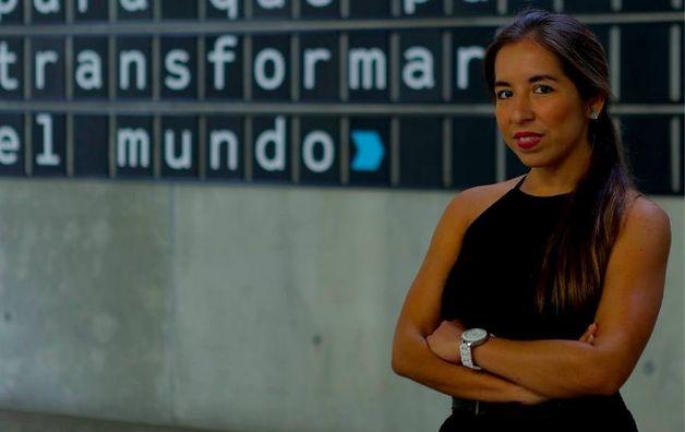 MIT reconoció a Karla Cánepa como la peruana innovadora del 2016