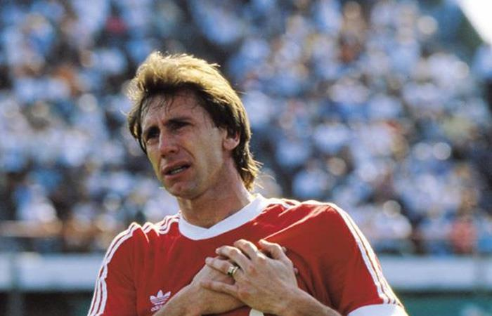 Ricardo Gareca | Un día como hoy, hace 25 años, 'el Tigre' se retiraba de las canchas - El Bocón