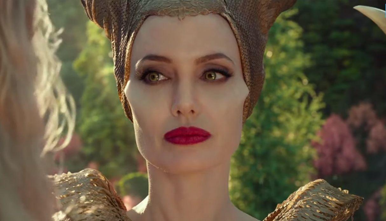 """""""Maléfica 2: Disney estrenó el segundo tráiler de la película protagonizada por Angelina Jolie"""