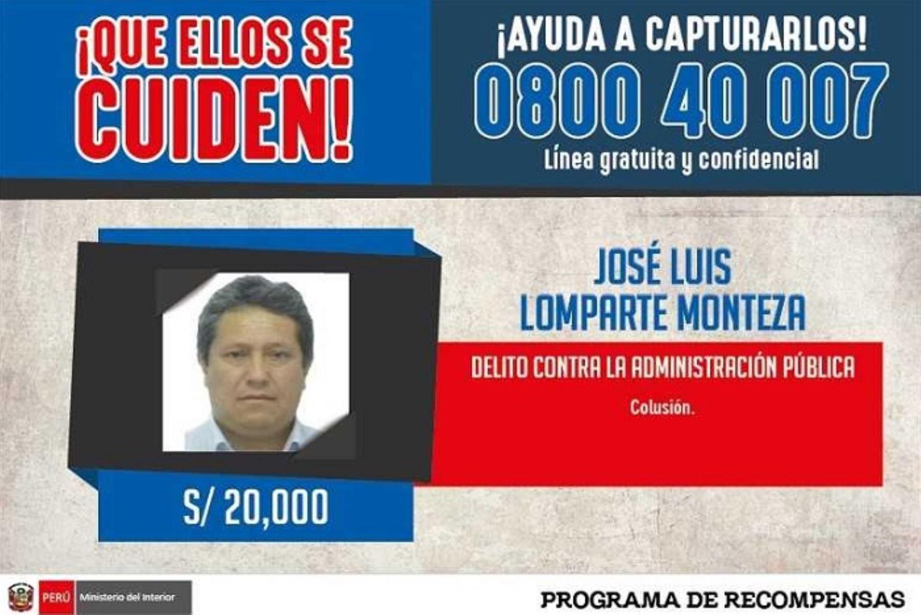Áncash: capturan a ex alcalde de Casma prófugo desde hace cuatro años
