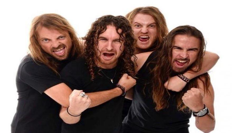 "Airbourne en Lima: Banda de hard rock llega con su gira ""Breakin Outta Hell Tour"" [VIDEOS Y FOTOS]"