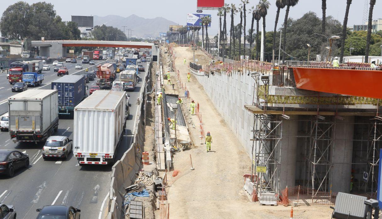 MML abrirá este jueves viaducto del intercambio vial El Derby