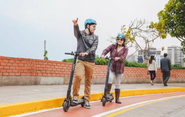 Scooters eléctricos: ¿cómo ha impactado su uso en los hábitos de transporte de los limeños?