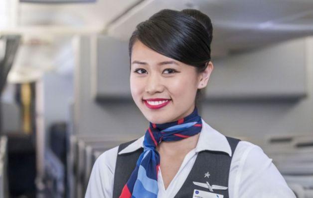 American Airlines ofrece puestos de trabajo para auxiliares de vuelo