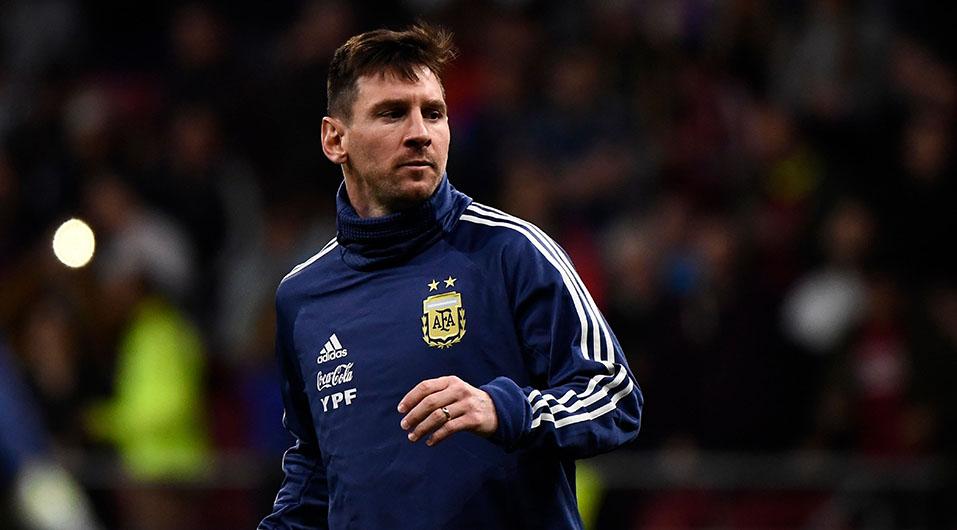 Barcelona mima a Lionel Messi para evitar una lesión de gravedad