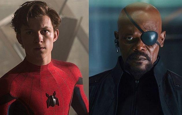 """""""Spider-Man: Far From Home"""": ¿por qué Peter Parker y Nick Fury no se conocieron en """"Endgame""""?"""