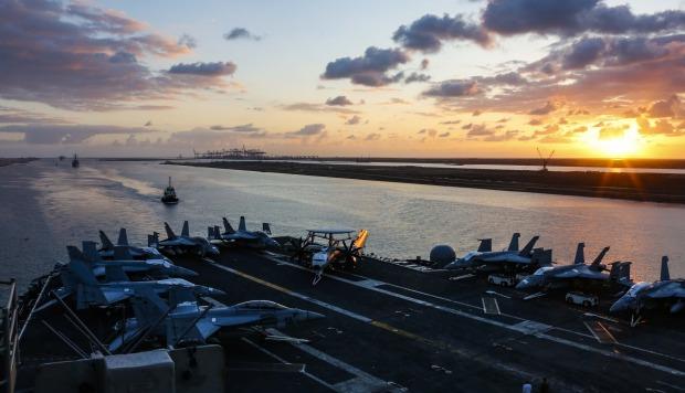 Estados Unidos envía un buque de guerra y una batería de misiles a Oriente Medio en respuesta a Irán