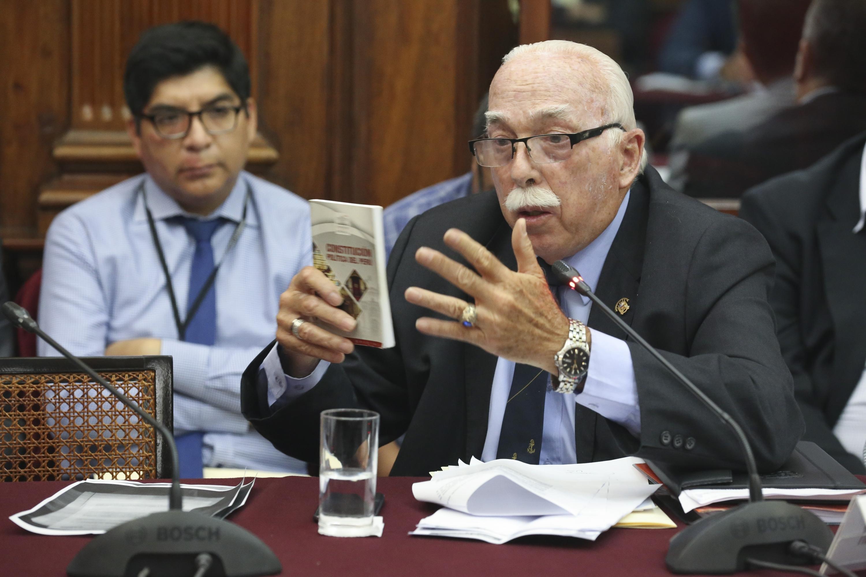 "Tubino niega blindaje a Ananculi: ""Informe claramente especificó injerencia política"""