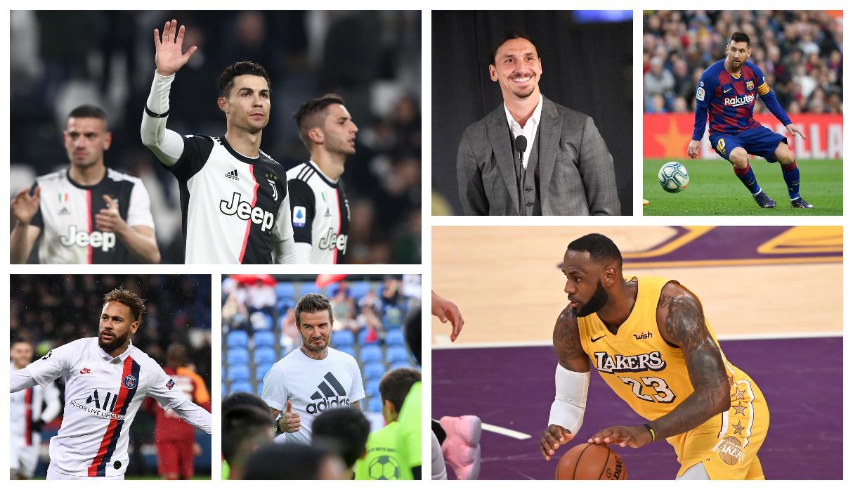 Los millonarios ingresos de Cristiano, Messi y Neymar por cada post que publican en Instagram [FOTOS]