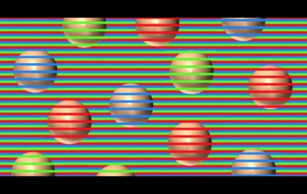 Viral: ¿De qué color son las esferas? La ilusión óptica que confunde a todos en redes sociales