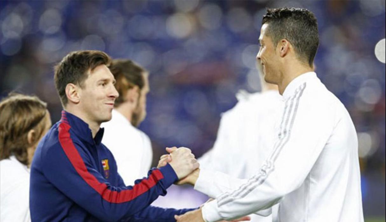 Lionel Messi confesó que extraña a Cristiano Ronaldo en LaLiga Santander