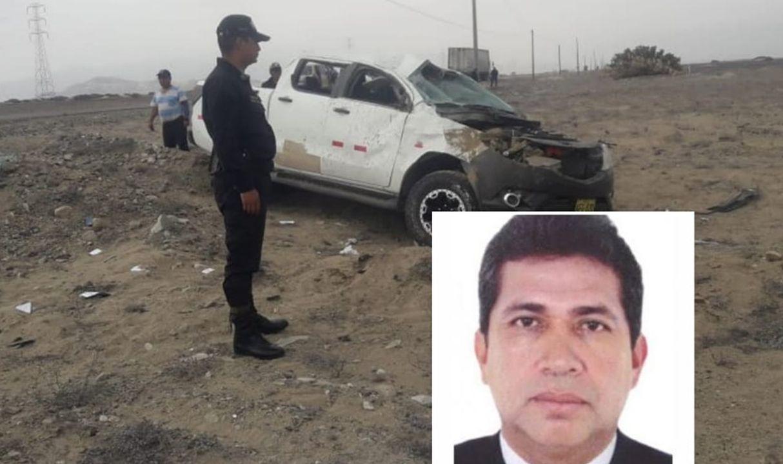 La Libertad: declaran dos días de duelo por muerte del alcalde de Chepén