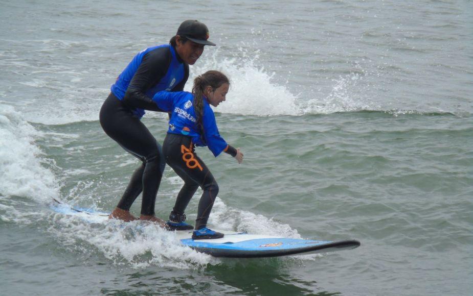 Barranco: ¿está prohibido surfear en sus playas?