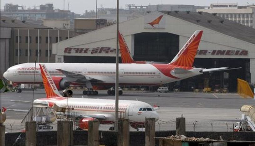 India: Falsa alarma de terrorismo en un avión por selfie de uno de los pasajeros