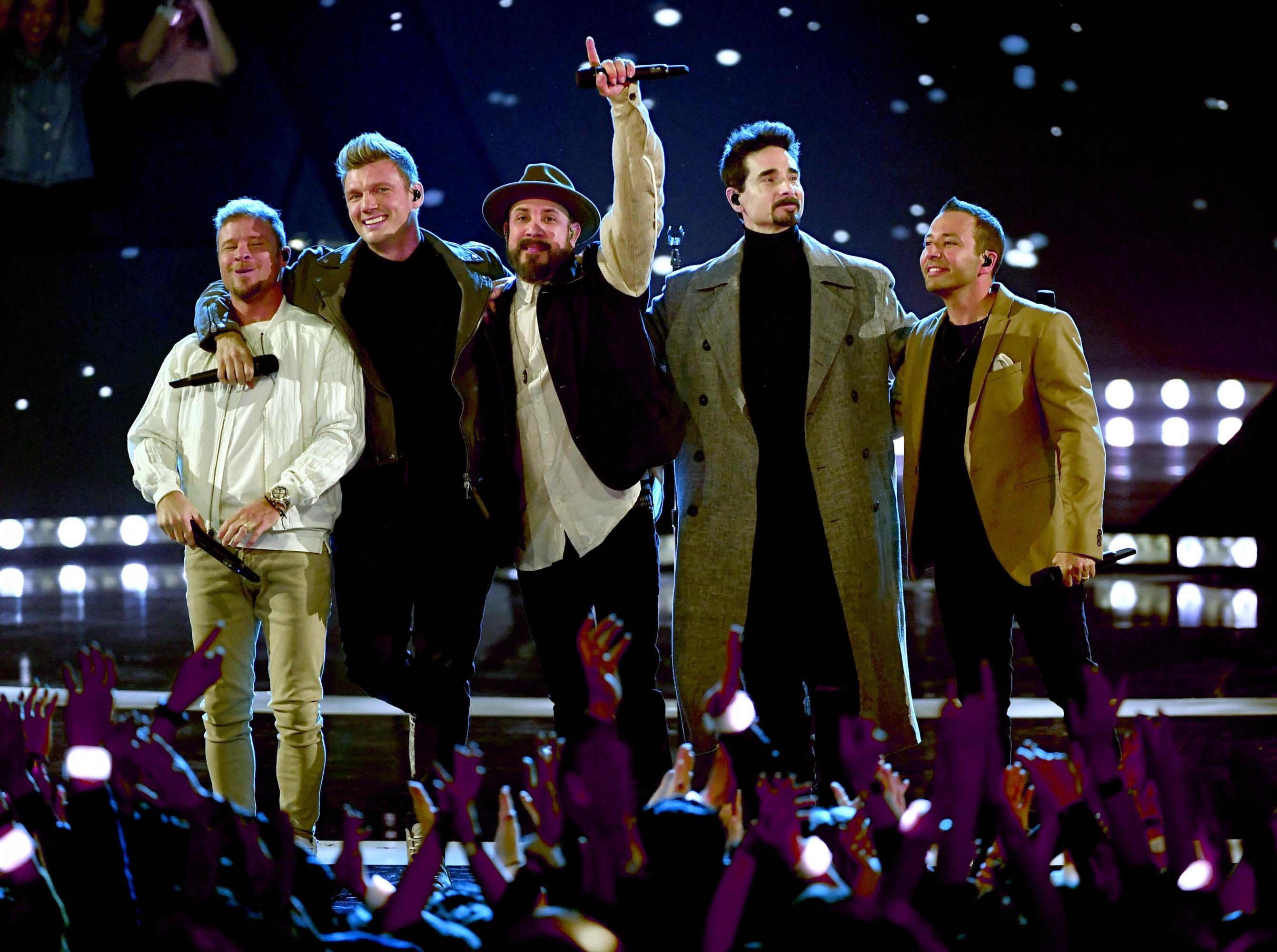 Los Backstreet Boys presentan versión acústica de 'I Want It That Way' por los 20 años de Millennium