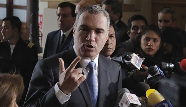 Del Solar lamentó que no se aprobara propuesta sobre la inmunidad parlamentaria