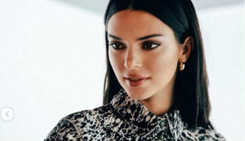 Kendall Jenner arrasa en Instagram y desafía la censura con atrevida foto
