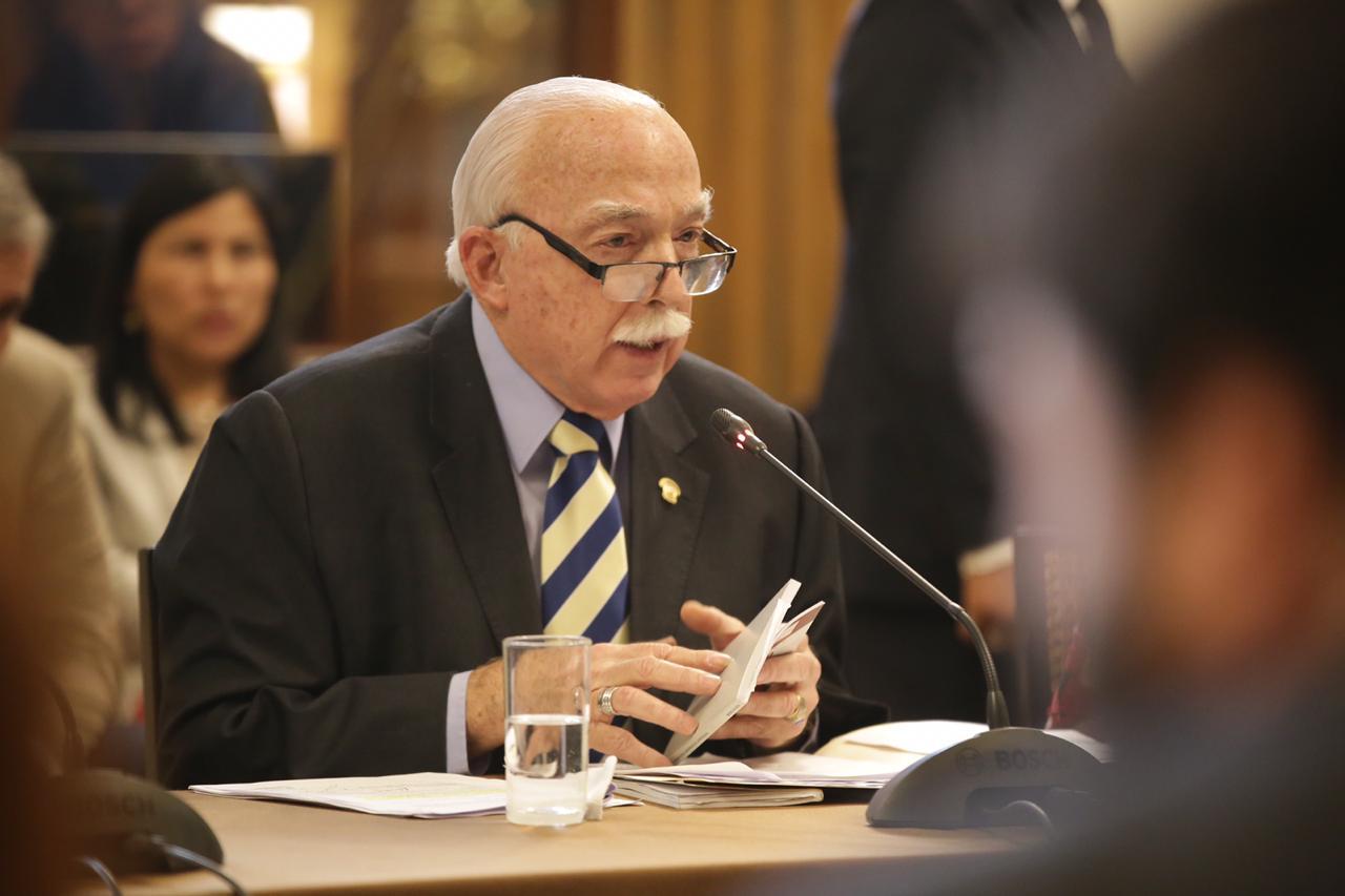 Tubino: Si se confirma que Odebrecht mintió sobre Gasoducto Sur, acuerdo quedaría inválido