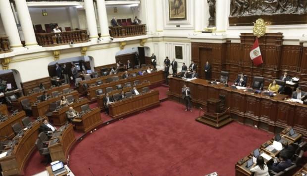 Congreso debatirá proyecto sobre impedimentos para ejercer función pública