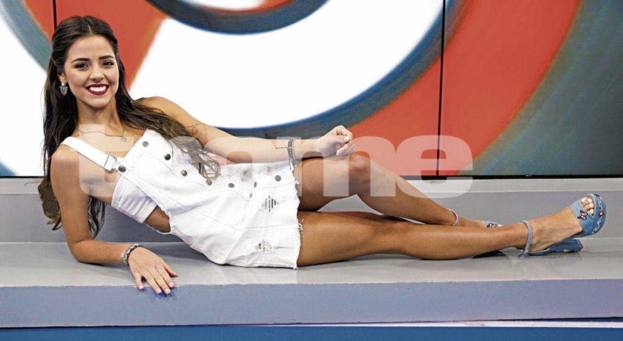 """Luciana Fuster: """"De Austin Palao rescato lo bueno y lo malo me sirve para aprender""""   ENTREVISTA"""