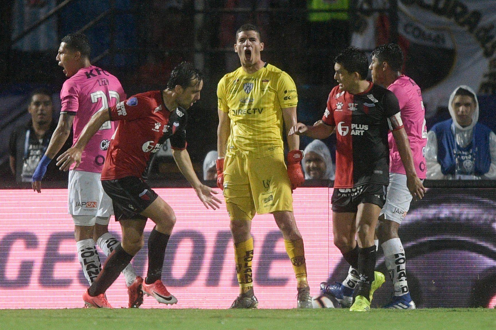 Colón vs Independiente del Valle: 'Pulga' Rodríguez y el penal ...